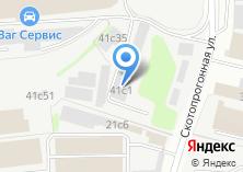 Компания «Абтерм» на карте