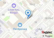 Компания «Нотариус Соловьева О.Ю» на карте