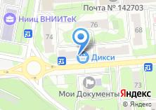 Компания «Лана-М» на карте