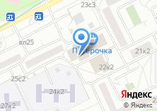 Компания «Звягинец» на карте