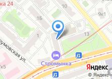 Компания «Со-Дружество» на карте
