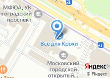 Компания «Финвал Бурмаш» на карте