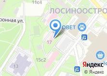 Компания «Детская поликлиника №96» на карте