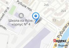 Компания «Колокола» на карте