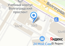 Компания «ПРОМСТЕКЛО» на карте