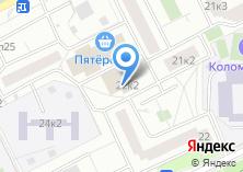 Компания «Служба одного окна» на карте