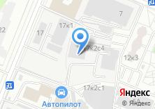 Компания «Пролетарский ремонтно-строительный трест» на карте