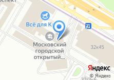 Компания «Империя мебели» на карте