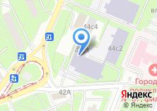 Компания «Коломенское» на карте