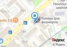 Компания «Дубровник» на карте