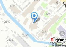 Компания «Технорент» на карте