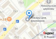 Компания «Фаворит Сервис» на карте