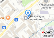 Компания «Товарные знаки.ру» на карте