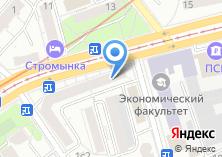 Компания «Ателье ювелирной моды Вучетича» на карте