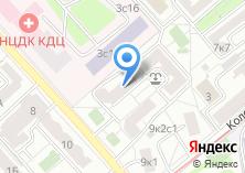 Компания «Avto-Sokol» на карте