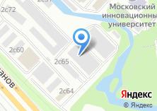 Компания «Альтаир Сервис» на карте