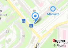 Компания «Магазин продуктов на Майской» на карте