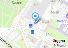 Компания «INNISS» на карте
