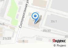 Компания «На Скотопрогонной» на карте