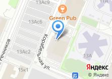Компания «Стройберг» на карте