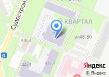 Компания «DanceGroup» на карте