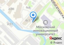 Компания «Баловень» на карте
