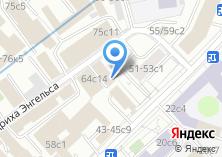 Компания «Авто-Практик» на карте