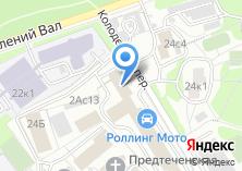 Компания «Новейшие технологии и связи» на карте