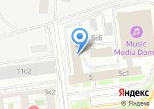 Компания «БиТранс» на карте