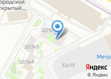 Компания «Спектр паркет» на карте