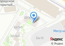 Компания «Верона-плюс» на карте