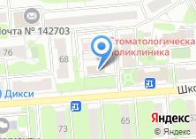 Компания «Управление образования» на карте