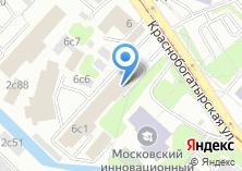 Компания «Profi-Market» на карте