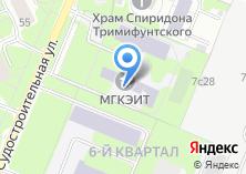 Компания «Автомастерские на Судостроительной» на карте