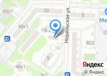 Компания «Металл-бест» на карте