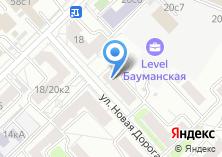 Компания «Дилор» на карте