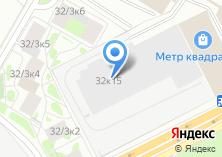 Компания «Artcox» на карте