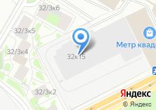 Компания «Окна от взлома» на карте