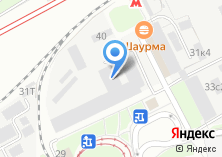 Компания «Техноэкспорт» на карте