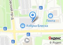 Компания «Август» на карте
