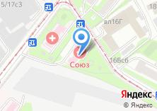Компания «Стоматологическая клиника №17» на карте