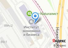 Компания «ТИОН КОРПОРАТИВНЫЕ РЕШЕНИЯ» на карте