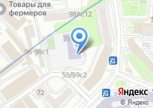 Компания «Лицей №1589» на карте