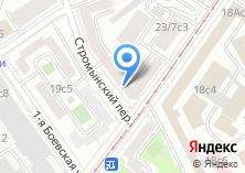 Компания «Техническая Лаборатория» на карте