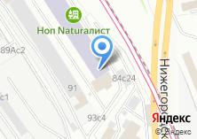 Компания «Энерком» на карте