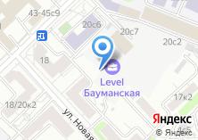 Компания «Системная Интеграция» на карте