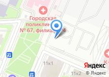 Компания «АльфаПрофТехника» на карте