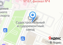 Компания «Виавент» на карте