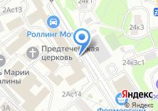 Компания «Baltexim» на карте