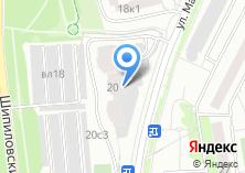 Компания «Балтия» на карте